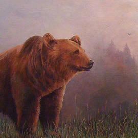 Donna Tucker - Bear in the Mist