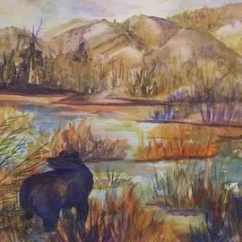 Ellen Levinson - Bear in the Slough