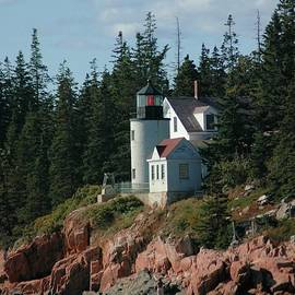 Kathleen Struckle - Bear Island Lighthouse