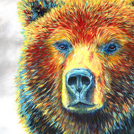 Teshia Art - Bear Thoughts