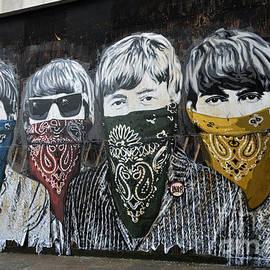 RicardMN Photography - Beatles street mural