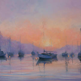 Donna Lee Nyzio - Beaufort Sunset