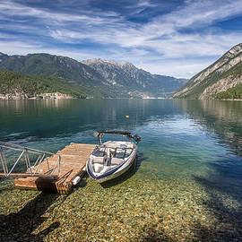 Pierre Leclerc Photography - Beautiful Anderson Lake British Columbia