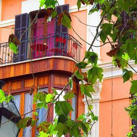 Tina M Wenger - Beautiful Balcony