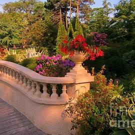John Malone - Beautiful Balustrade Fence in Halifax Public Gardens