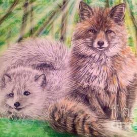 Keiko Olds - Beautiful because fox alive