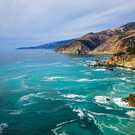 Priya Ghose - Beautiful Big Sur With Bixby Bridge