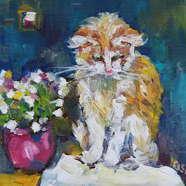 Becky Kim - Beautiful Cat Dohchi
