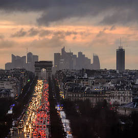Dejan Stojakovic - Beautiful City Of Paris