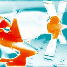 R Muirhead Art - Fixed Wing Aircraft Pop Art Poster