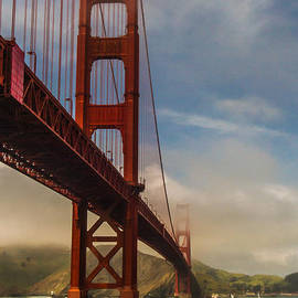 Mitch Shindelbower - Beautiful Golden Gate
