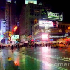 Miriam Danar - Beautiful Times Square - The Lights of New York