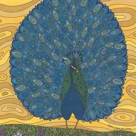 Pamela Schiermeyer - Beauty In Blue And Green