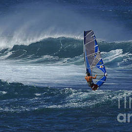 Bob Christopher - Beauty Of Wind Surfing Hawaii