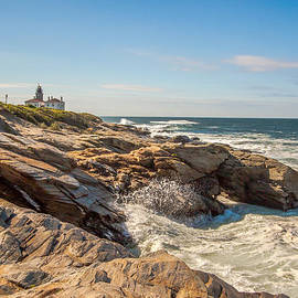 Brian MacLean - Beavertail Lighthouse