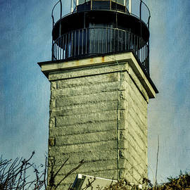 Joan Carroll - Beavertail Lighthouse