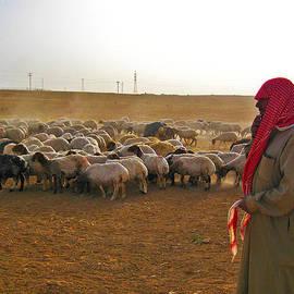 Steve Lipson - Bedouin  Amman