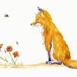 Debra Hall - Bee a Summer Fox