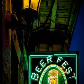 Kathleen K Parker - Beer Fest and Lamp