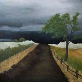 Elzbieta Goszczycka - Before the storm