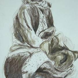 Esther Newman-Cohen - Beggar in the Ghetto