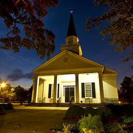 Bill Barber - Belin Memorial UMC After Dark