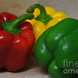 Tracy  Hall - Bell Peppers