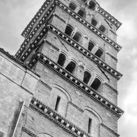 Vlad Baciu - Bell tower of Basilica Santa Francesca Romana in Rome