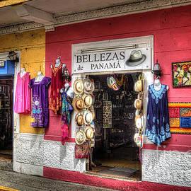 Bob Hislop - Bellezas de Panama