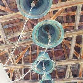 Henrieta Maneva - Bells of Cherepish Monastery Bulgaria