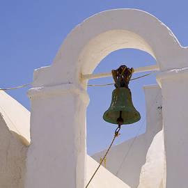 Brenda Kean - Belltower in Mykonos