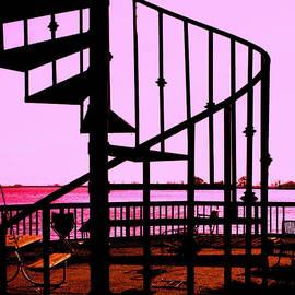 Joseph Coulombe - Below Perrys Balcony