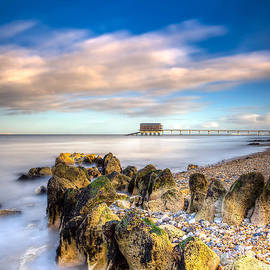 English Landscapes - Bembridge Beach
