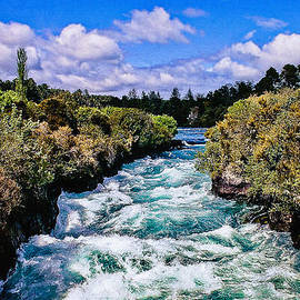 Bob and Nadine Johnston - Benham Rapids Oregon
