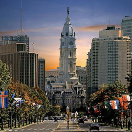 Harry Lamb - Benjamin Franklin Parkway