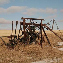 Jeff  Swan - Bereft farm equipment
