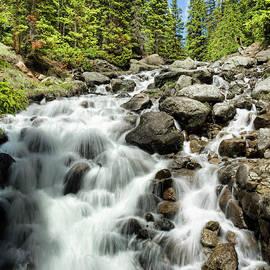 Jim Garrison - Berthoud Falls