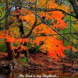 Michael Mazaika - Beside Still Waters Psalm 23.1-3 - From Fire in the Creek B1 - Owens Creek Frederick County MD