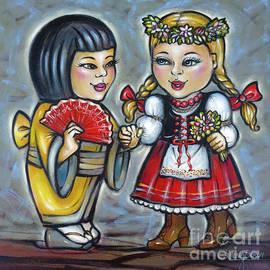 Selena Boron - Best Friends 171011