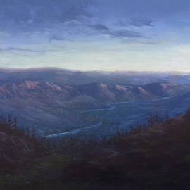 Charles Smith - Bethel Ridge Sunrise