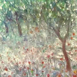 Freddy Kirsheh - Between trees