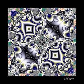 Maria Urso  - Beveled Glass Fractal