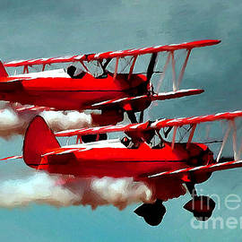 Jerry L Barrett - Bi-planes