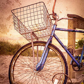 Debra and Dave Vanderlaan - Bicycle at the Beach