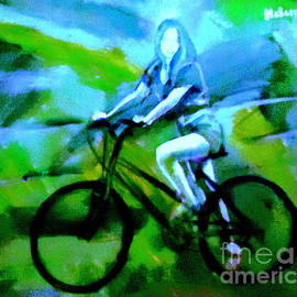 Helena Wierzbicki - Bicycle