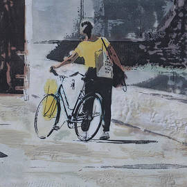 Bicycle In Hand