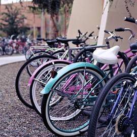 Ed  Cheremet - Bicycle Parking Lot