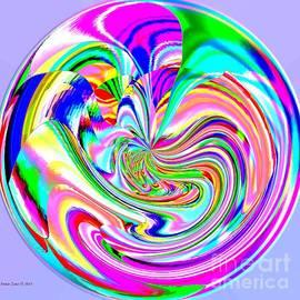 Annie Zeno - Big And Colorful Lollipop