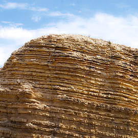 Judy Hall-Folde - Big Bend Bouquillas Formation