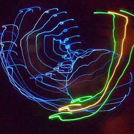 James Welch - Blue Cosmic Clash